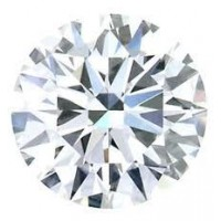 0.85 Ct. Round Brilliant Diamond In Gift Packing