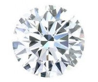 0.50 Ct. Round Brilliant Diamond In Gift Packing