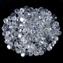 1.00 Ct. Round Brilliant White Diamonds Lot