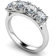 1.00 Ct. Harmony 4 Diamond Ring