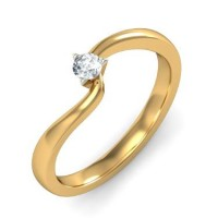 0.60 Ct. Solitaire Diamond Ring in 3 Prong Setting