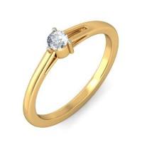 0.50 Ct. Solitaire Diamond Ring in 3 Prong Setting