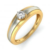 0.75 Ct. Solitaire Diamond Ring in 4 Prong Setting