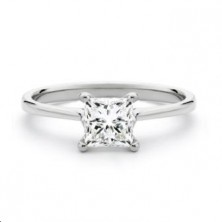 0.60 Ct. Solitaire Diamond Ring in 4 Prong Setting