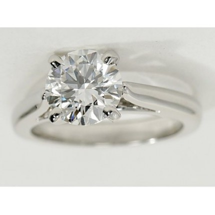 2.00 Ct. Solitaire Diamond Ring in 4 Prong Setting