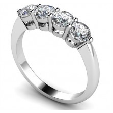 Harmony 4 Diamond Ring