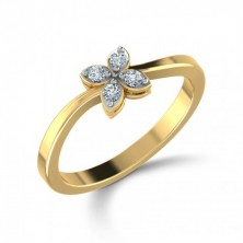 4 Diamond Ring