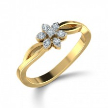 5 Diamond Ring
