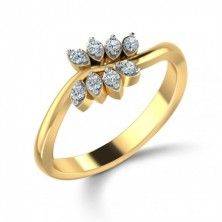 8 Diamond Ring